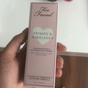 Other - Too faced primed and poreless primer